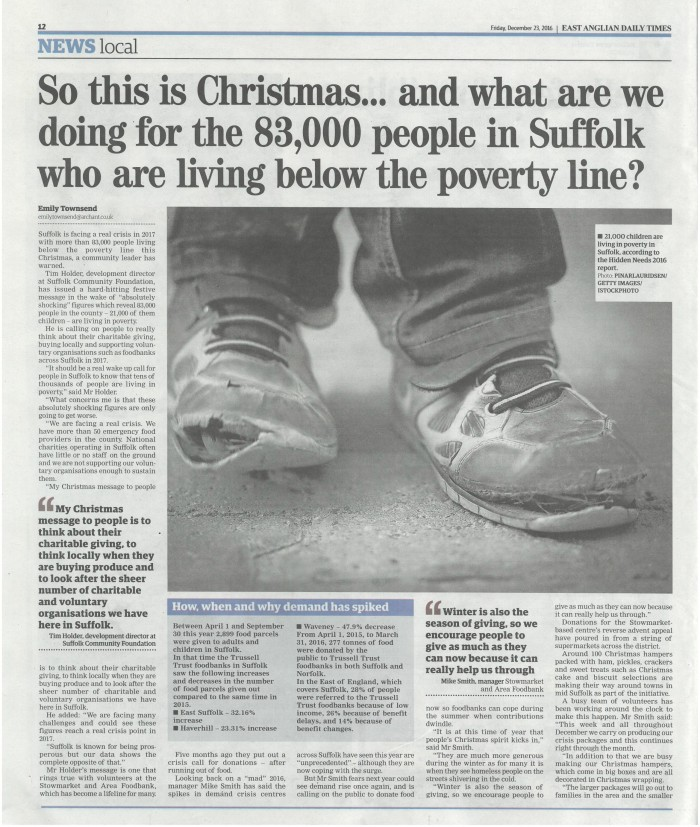 23.12.16 Poverty at Christmas - Page 1